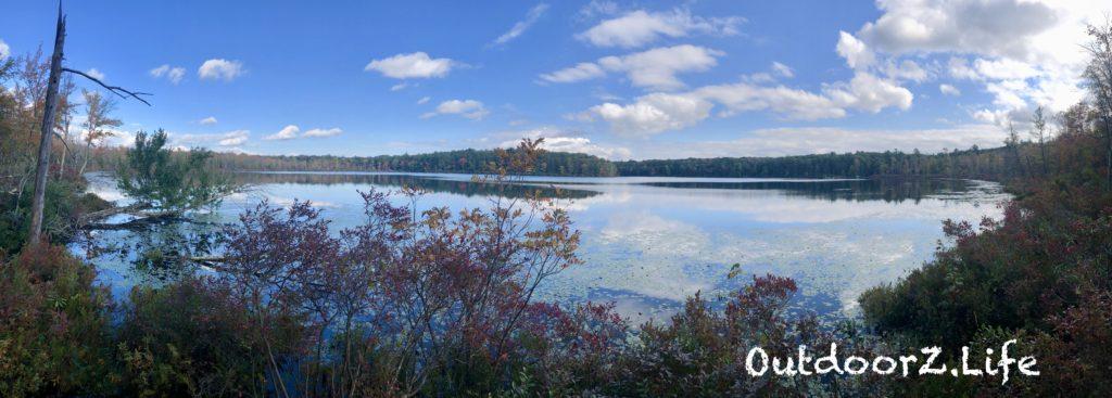 Lake Lacawac, Lacawac Sanctuary, Outdoorzlife