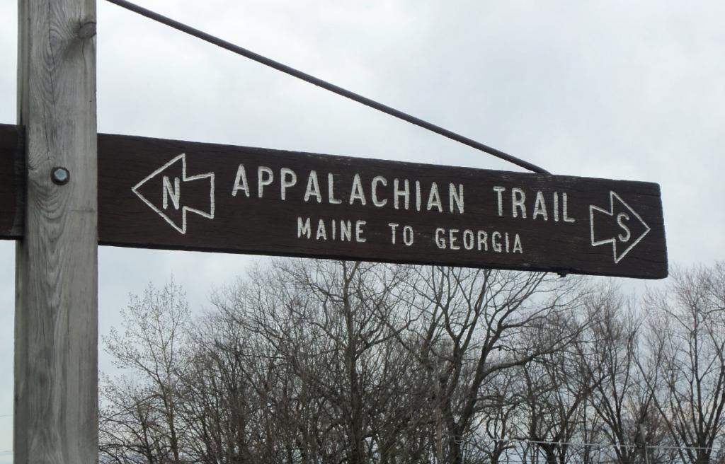 Outdoorzlife, Appalachian Trail, AT