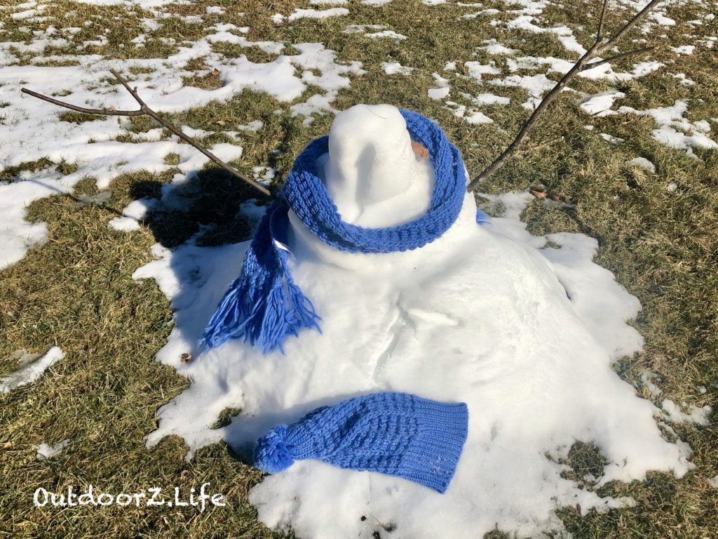 Outsoorzlife, snowman
