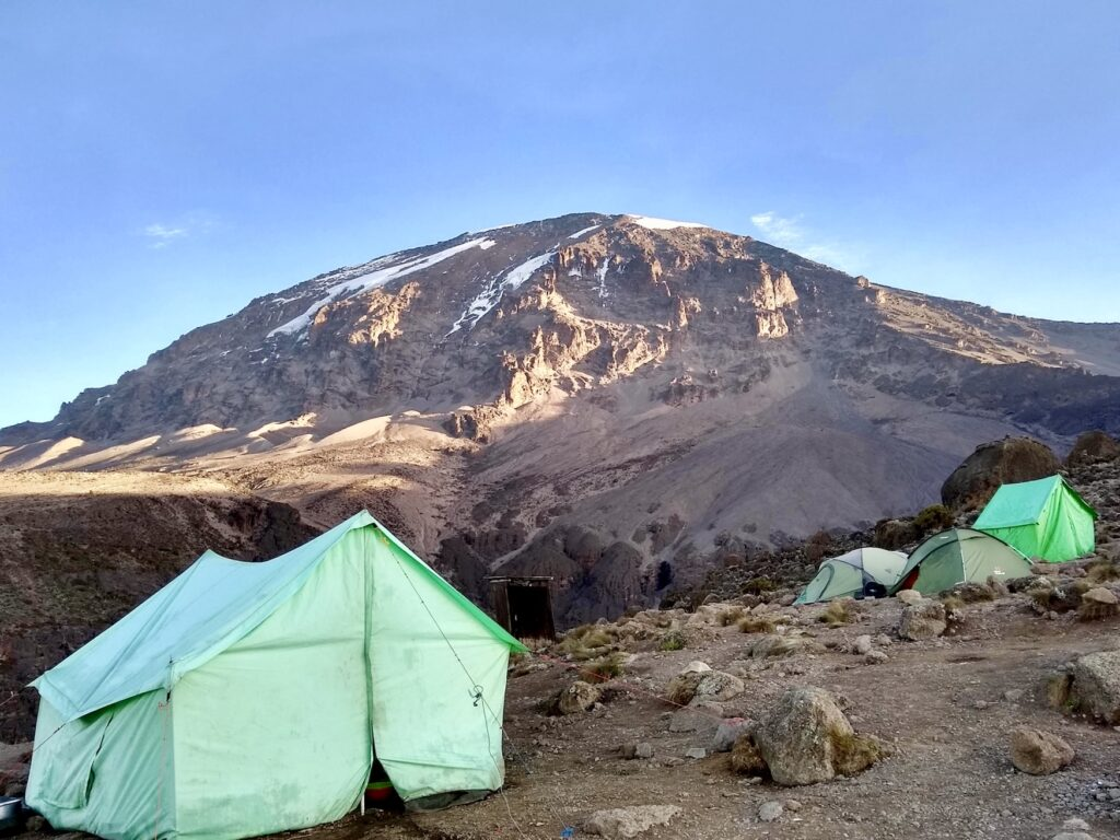 Kilimanjaro, Tents, Outdoorzlife