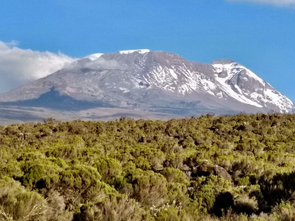 Mount Kilimanjaro, Outdoorzlife