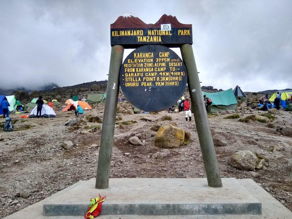 Karanga Camp, Kilimanjaro, Outdoorzlife