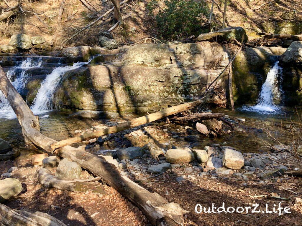 Outdoorzlife, Dunnfield Creek, Waterfalls, Delaware Water Gap