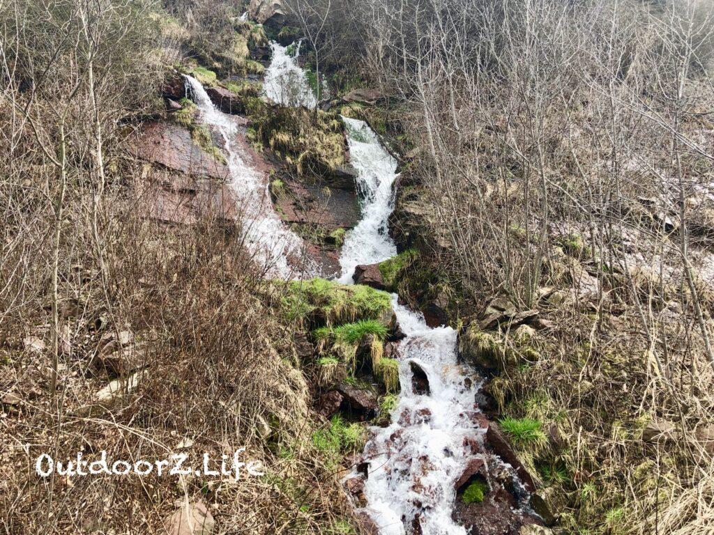 Berger Falls, Lehigh Gap Nature Center, Waterfalls, Hiking, Outdoorzlife