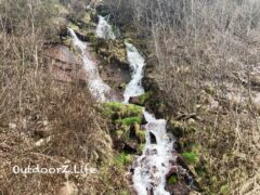 Berger Falls, Lehigh Gap Nature Center, Waterfalls, Hiking, Outdoorzlife
