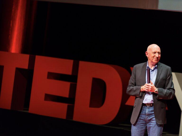 Outdoorzlife, Martin Parnell, Ted talk