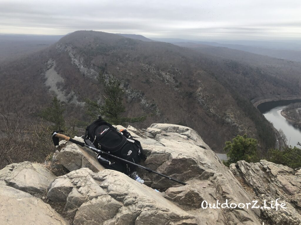 Picture from the summit of a hike