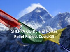 Sherpa, Guide and Porter Relief Project
