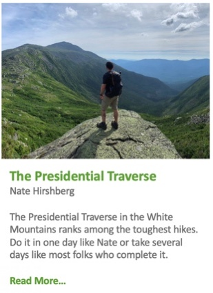 The Presidential Traverse