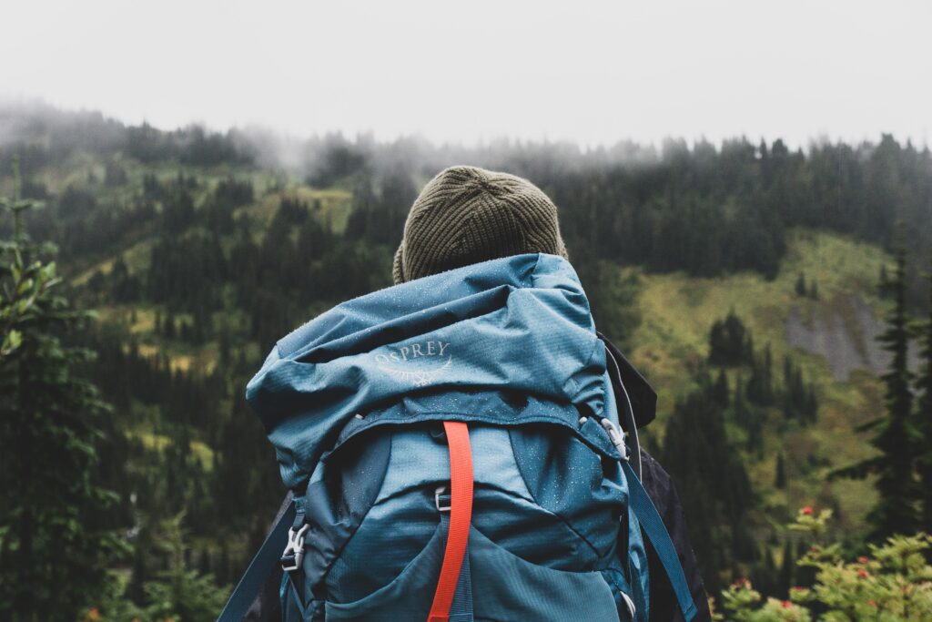 Picture of a Backpacker