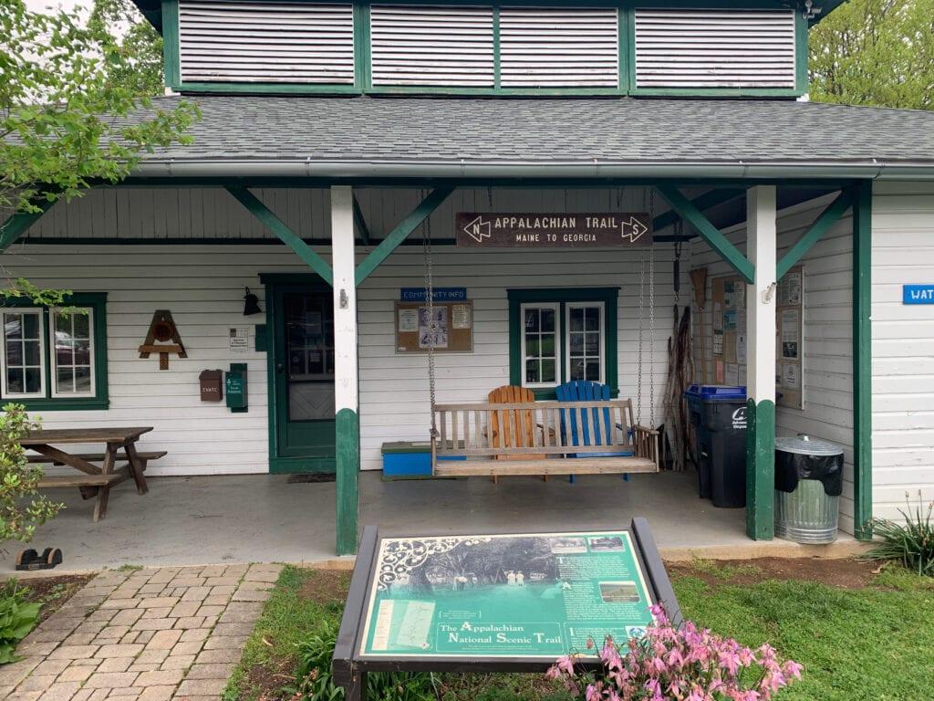 Appalachian Trail Conservancy Office in Boiling Springs, PA